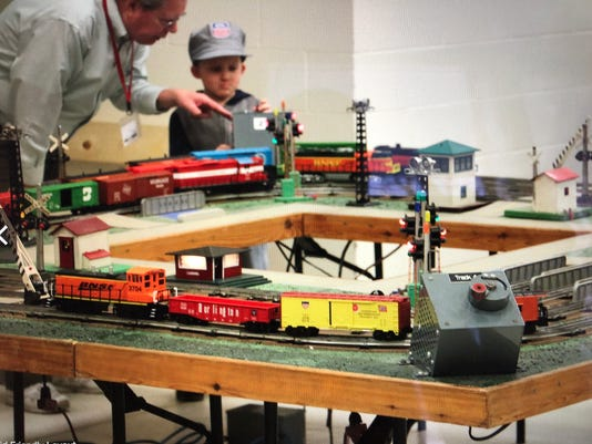 Great Tri-State Rail Sale brings model railroad enthusiasts to La Crosse