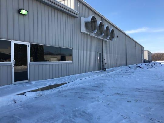 XG Sciences, Inc.'s new 64,000 square-foot facility