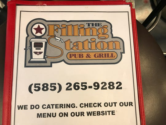 Filling Station Pub & Grill is open in its new location