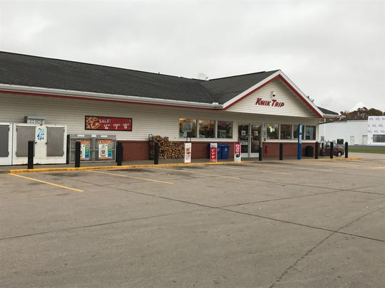 Kwik Trip, 2520 W Grand Ave. in Wisconsin Rapids