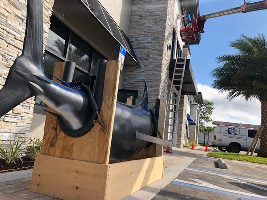 Chronic Tacos and Marlins Brewhouse will soon open off Six Mile Cypress Parkway in south Fort Myers.