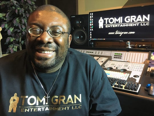 Tommy Granville, Jr. is the founder of Tomi Gran Records