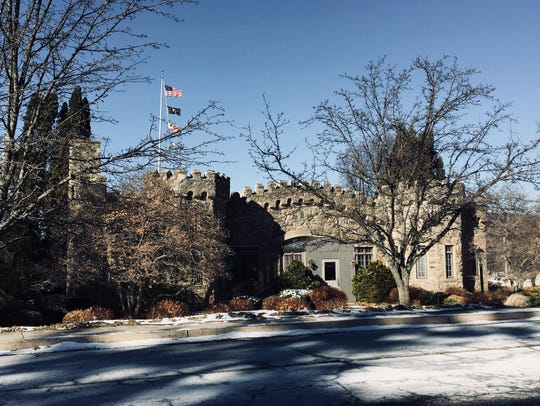"The former commander's residence at Fort Richie, known as ""The Castle,"" and two nearby buildings will be converted into a military museum as part of Cascade Town Centre."
