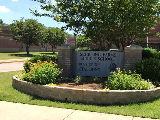 Schilling Farms Middle School