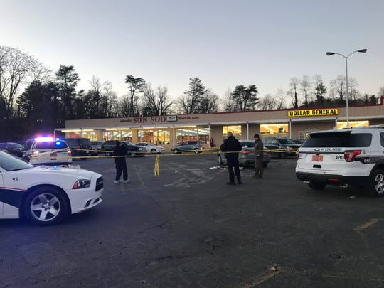 Shooting at the Dollar General store left one man dead.