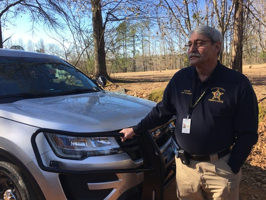 Sheriff Joe Sedinger confirms the situation started