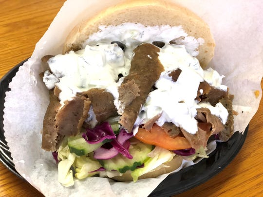 GruJo's is once again serving their signature donor kebabs with fresh, crunchy vegetables and a choice of homemade sauces. Owner, Derek Galyon said they plan to start offering the chicken kebab option this week.