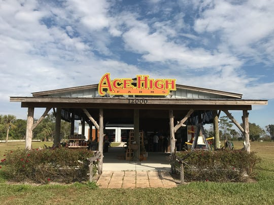 Ace High Farms is open Mondays through Saturdays at