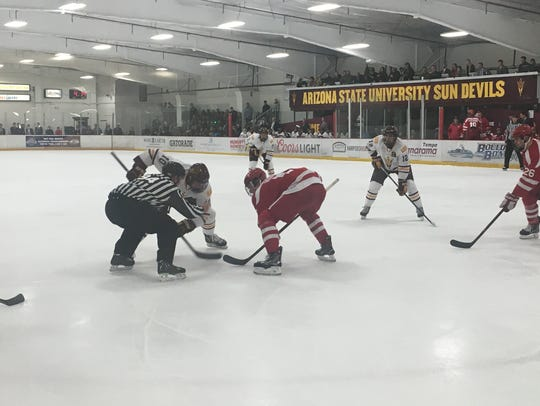 Arizona State lost to Boston University 4-3 at Oceanside