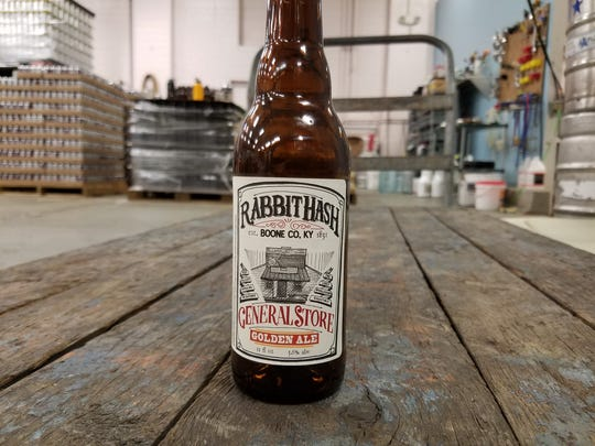 Cincinnati craft brewery Urban Artifact's Rabbit Hash