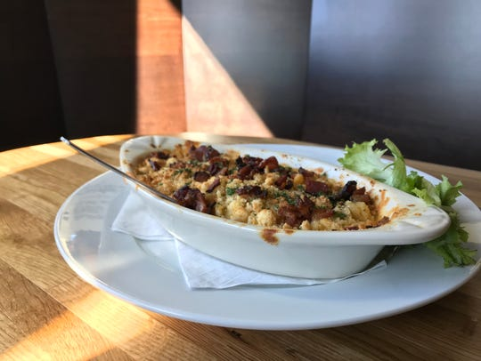 The Iowa Style Mac 'n' Cheese from Gusto Pizza Co.