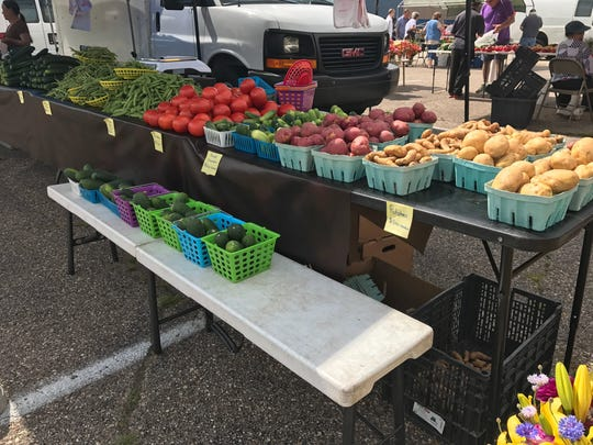 The farmers market is now directed and managed through the Wood County Health Department and the Healthy People Wood County Recreate Health Coalition.