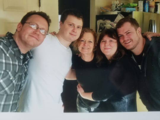 An accomplished musician, Hank Rosenthal of Branchburg, here with his family, could make beautiful music and bring others joy, but he couldn't beat the demons of drug abuse. The 26-year-old died Sept. 30, becoming another statistic in the opioid epidemic.