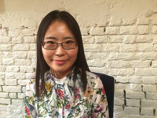 Ah Young Kim, pianist, is in Shreveport Opera's resident