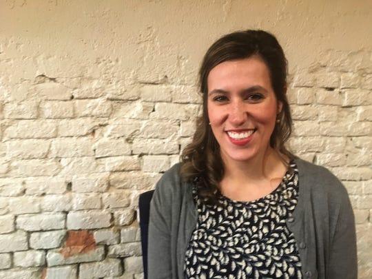 Karina Brazas, soprano, is in Shreveport Opera's resident
