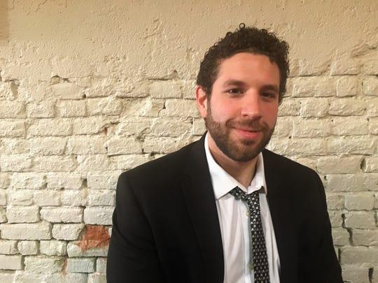 Kameron Lopreore, tenor, is in Shreveport Opera's resident