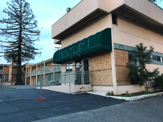 Little has changed at the Redding Inn since the downtown motel sold in January 2017.