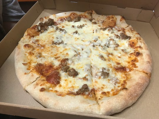 The 'Clark's Delight' specialty pie is among the most popular on the menu in the first week.
