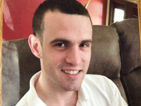 A file photo of Brian Rossi of Teaneck, who was killed