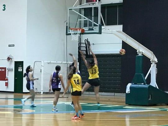 Fuetsa Basketball Club beat the Crusader Basketball