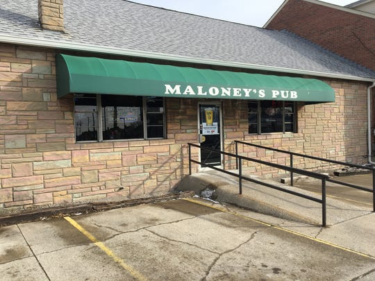 Maloney's Pub, which is located at 408 Greenwell Ave., will be renovated during upcoming months.