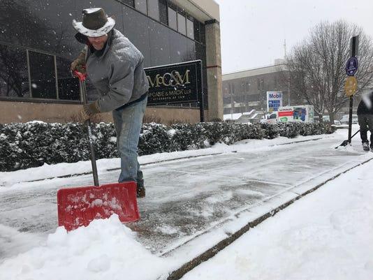 Snow guy 1