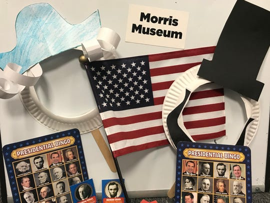Activities at the Morris Museum