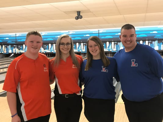 friendly competition drives top licking county league bowlers