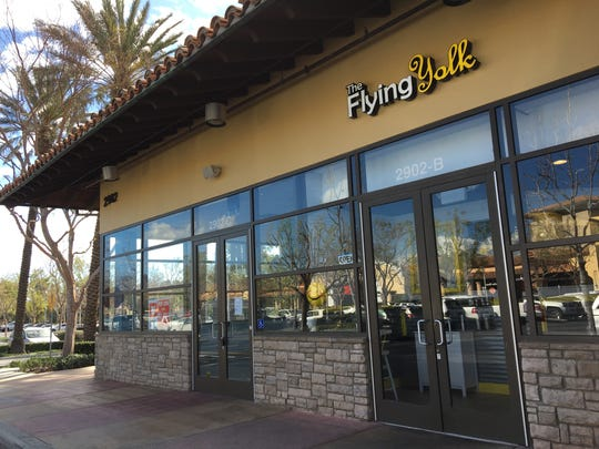 The Flying Yolk opened last weekend at the Simi Valley