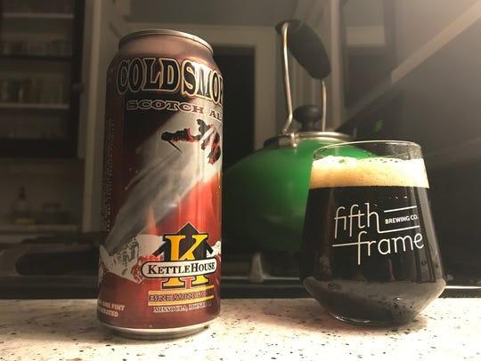 KettleHouse Cold Smoke Scotch Ale