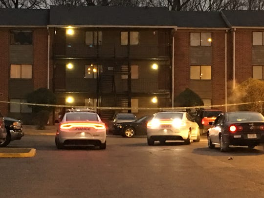 Memphis police investigate a fatal shooting where they