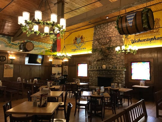 The Old Town Beer Hall in Germantown serves up fish