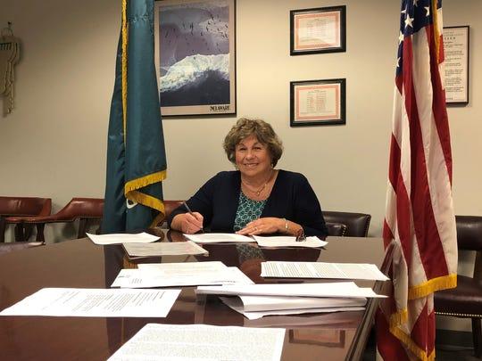 Delaware Elections Commissioner Elaine Manlove