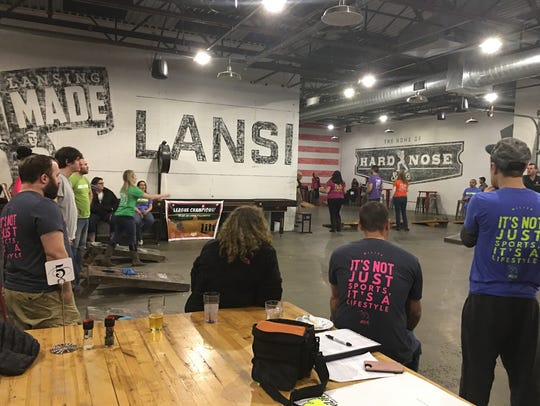 MiLife Sports organizes the cornhole leagues at Lansing