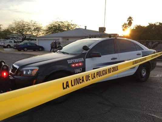 Mesa police: Man shot by officer expected to survive injuries