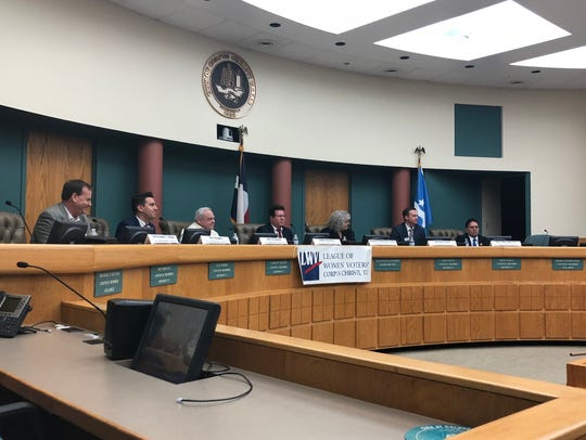 Candidates for Texas' 27th congressional district speak