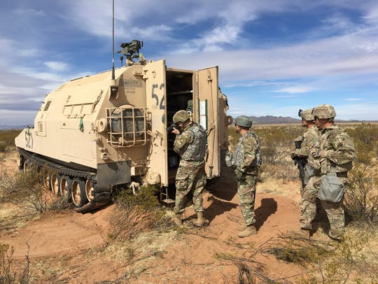 The Field Artillery Ammunition Support Vehicle is used