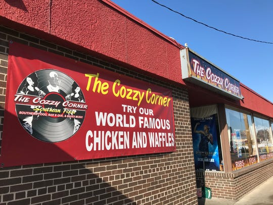 The Cozzy Corner in Appleton  serves up plenty of classic