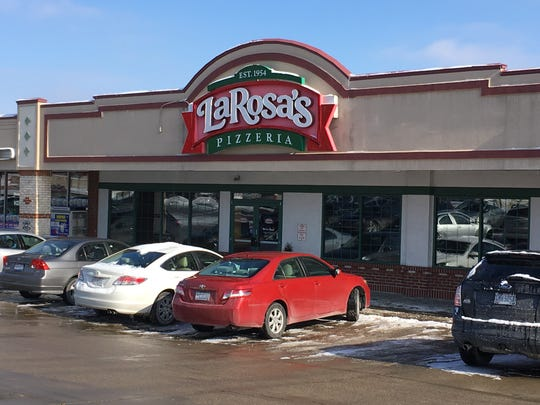 The LaRosa's Pizzeria in the White Oak Shopping Center is moving.