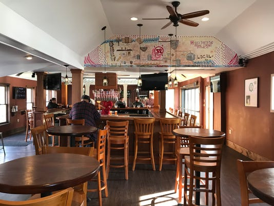 Lock 32 Brewing in Pittsford