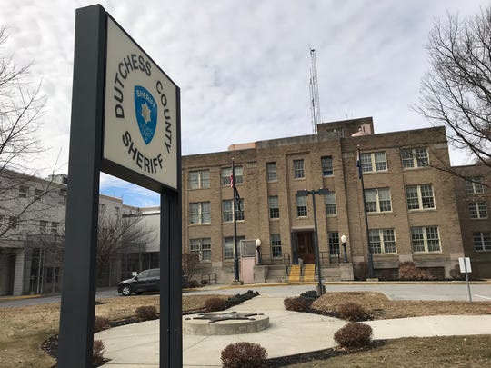 The Dutchess County Sheriff's Office headquarters in Poughkeepsie on Feb. 17, 2018.