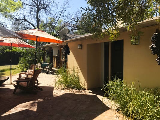 Bosc's mid-century ranch home