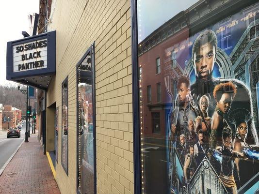 Black Panther at The Visulite