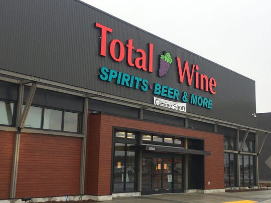 Adult beverage retailer Total Wine & More plans to