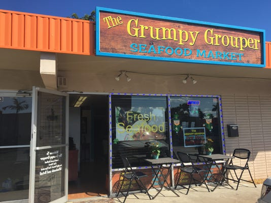 Grumpy Grouper Fort Myers exterior