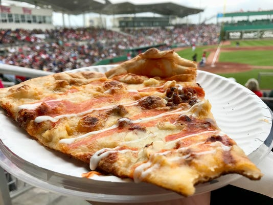 Fine Folk Pizza at JetBlue Park