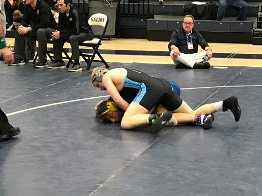 Hadyn Danals River Valley Wrestling