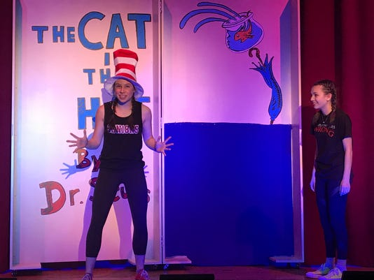Harrison Seussical