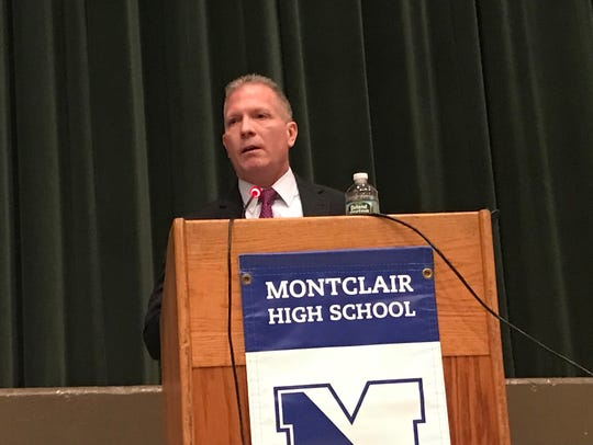 Ross Kasun is one of the three finalists for the Montclair