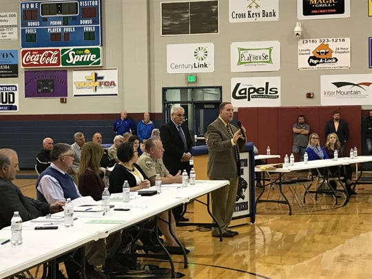 Ouachita Parish Schools Superintendent Don Coker talks